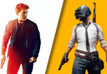 PUBG a Mission: Impossible