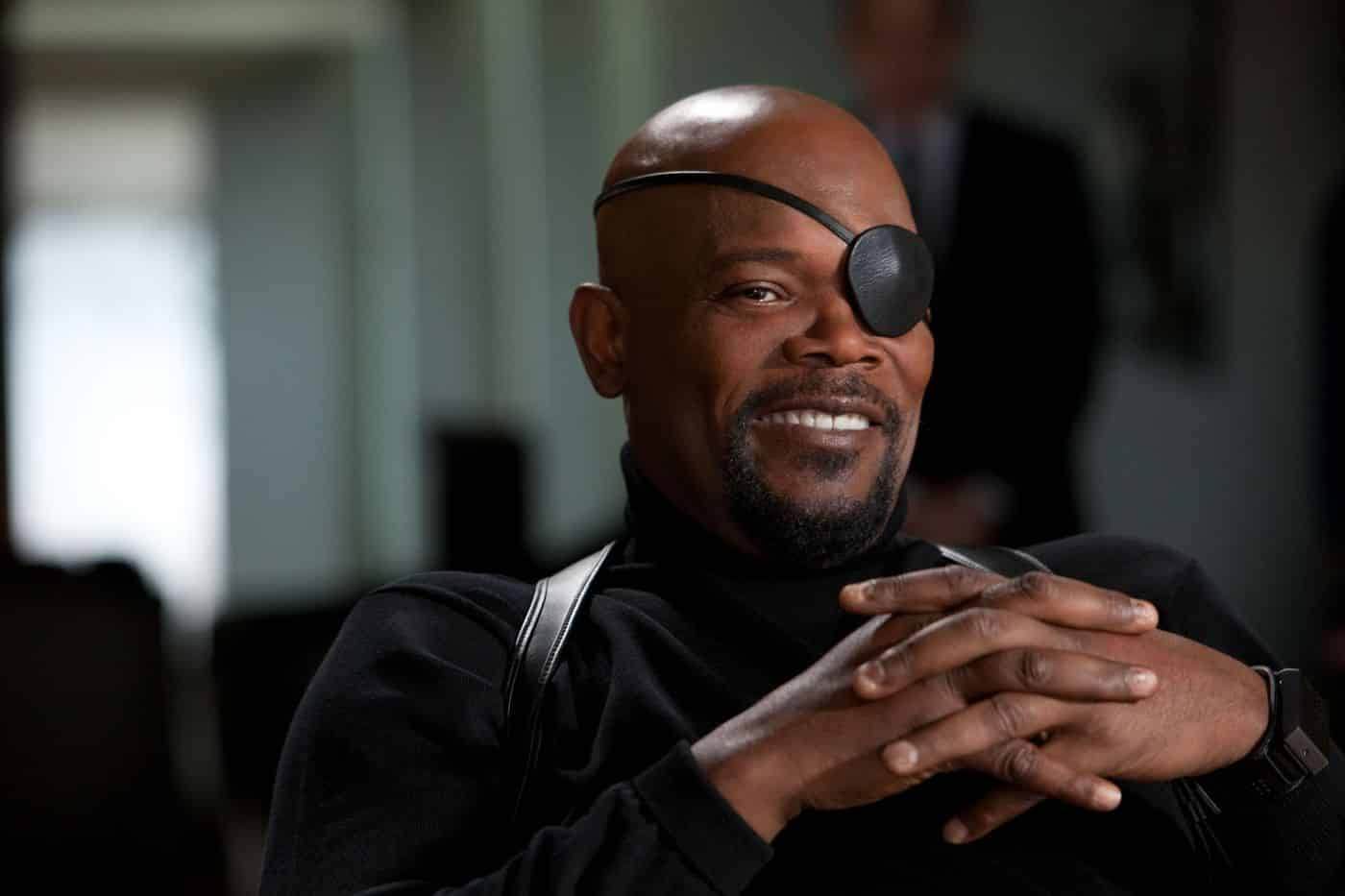 Nick Fury sa ukáže vo filme Spider-Man: Far From Home