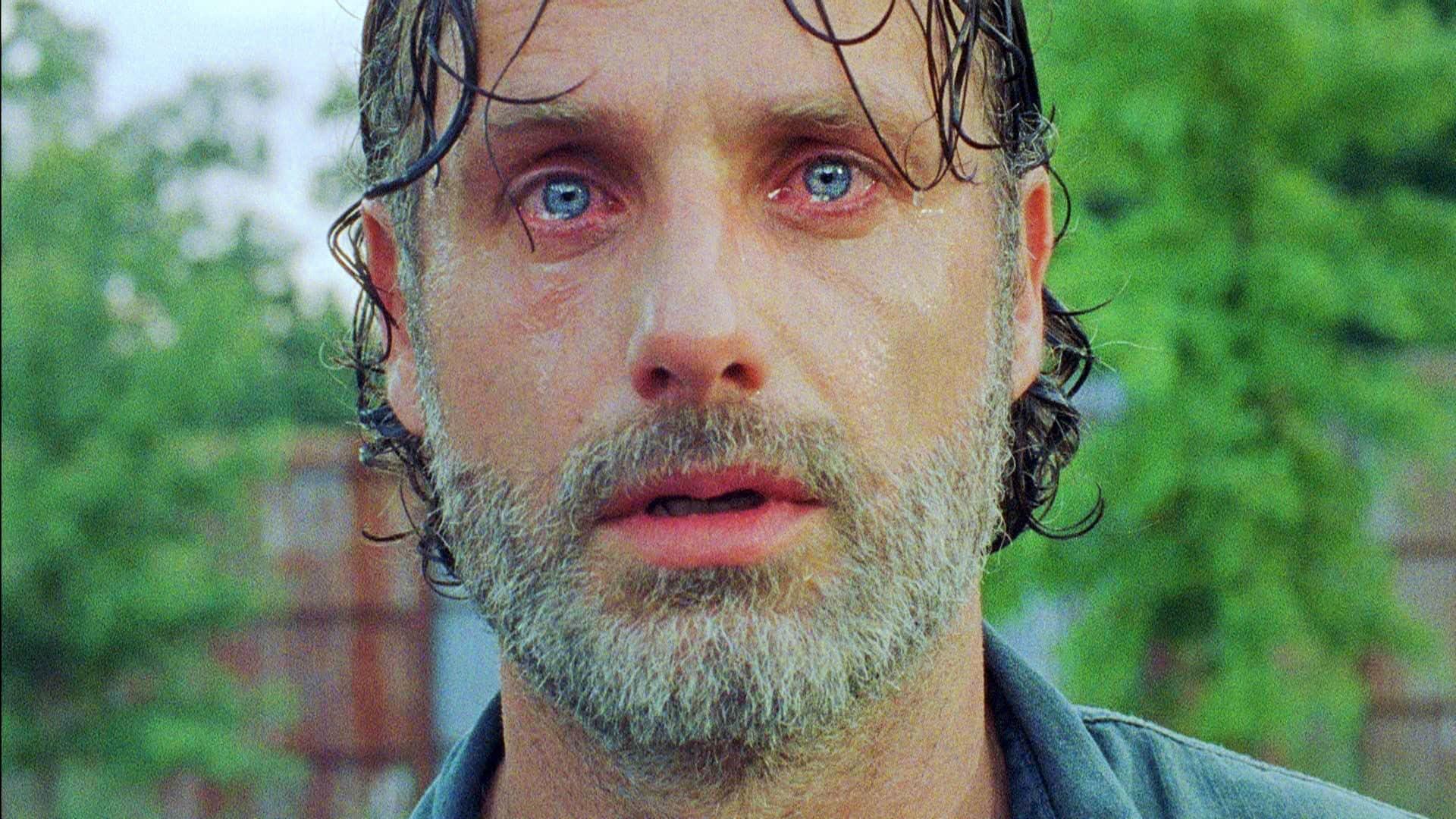 Nová Walking Dead teória naznačuje, že odchod Ricka bude brutálny!
