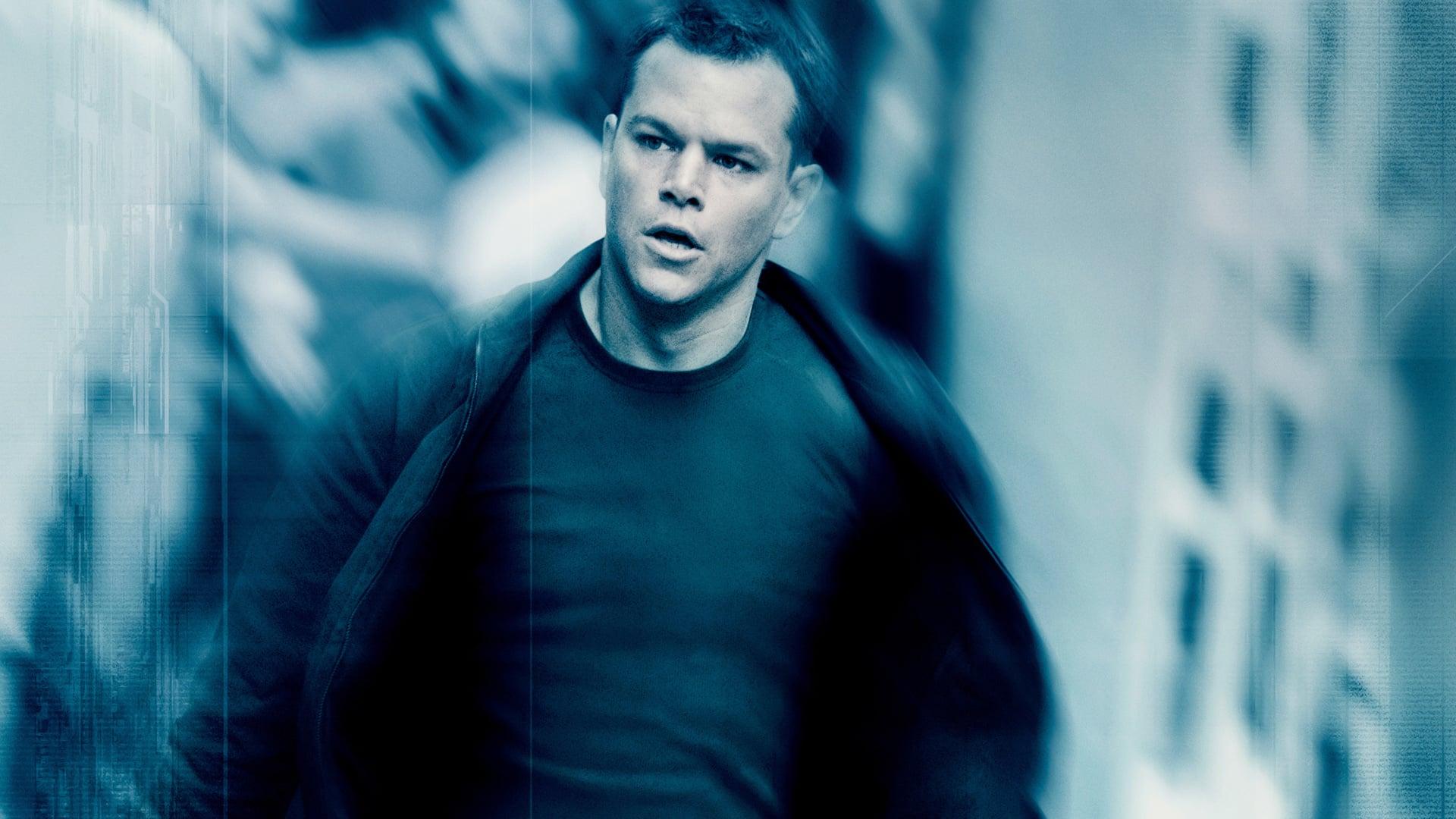 Matt Damon v Bournovej trilógii