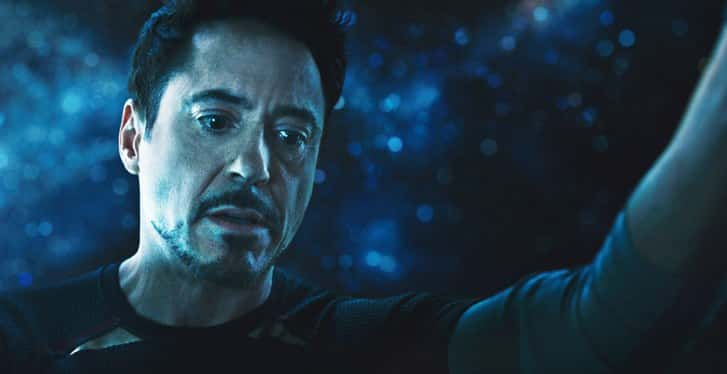 tony stark iron man avengers 2: vek ultrona