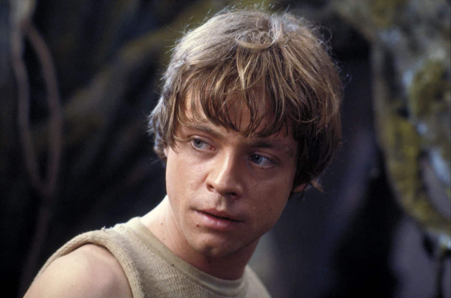 star wars epizóda 5: impérium vracia úder mark hamill luke skywalker