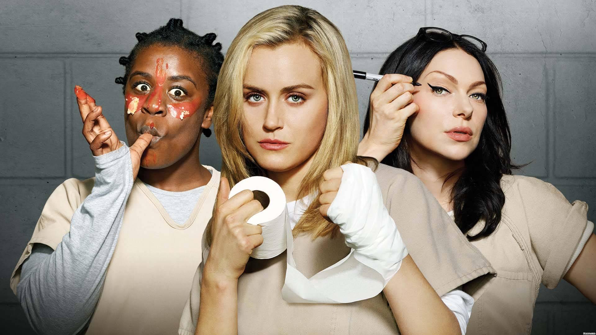 TIP na seriál: Orange Is the New Black | Ženská väznica z pohľadu chovankýň