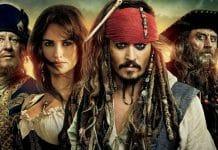 najlepšie smrti zo série Piráti z Karibiku
