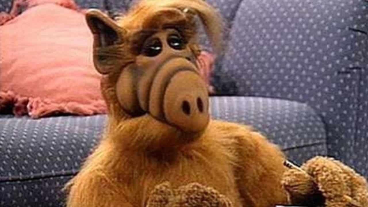Alf v pôvodnom seriáli