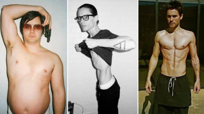 Neuveriteľná premena Jareda Leta