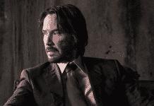 Scéna z filmu John Wick