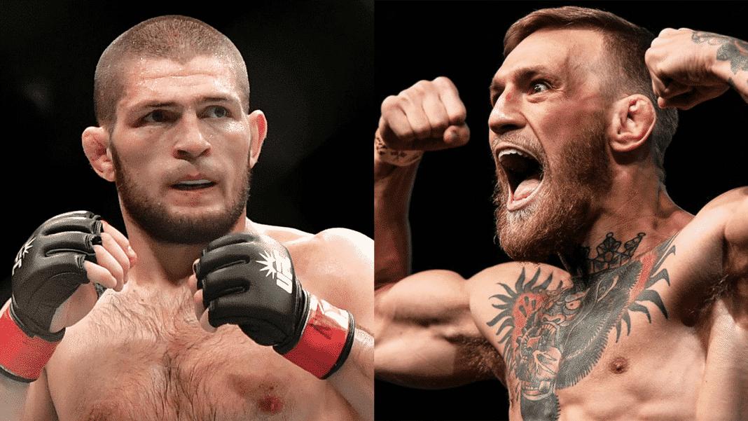 Conor McGregor sa vracia do UFC Khabib Nurmagomedov