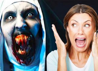 reklama na horor mníška
