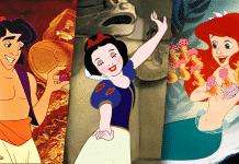 Nostalgické animáky od Disney