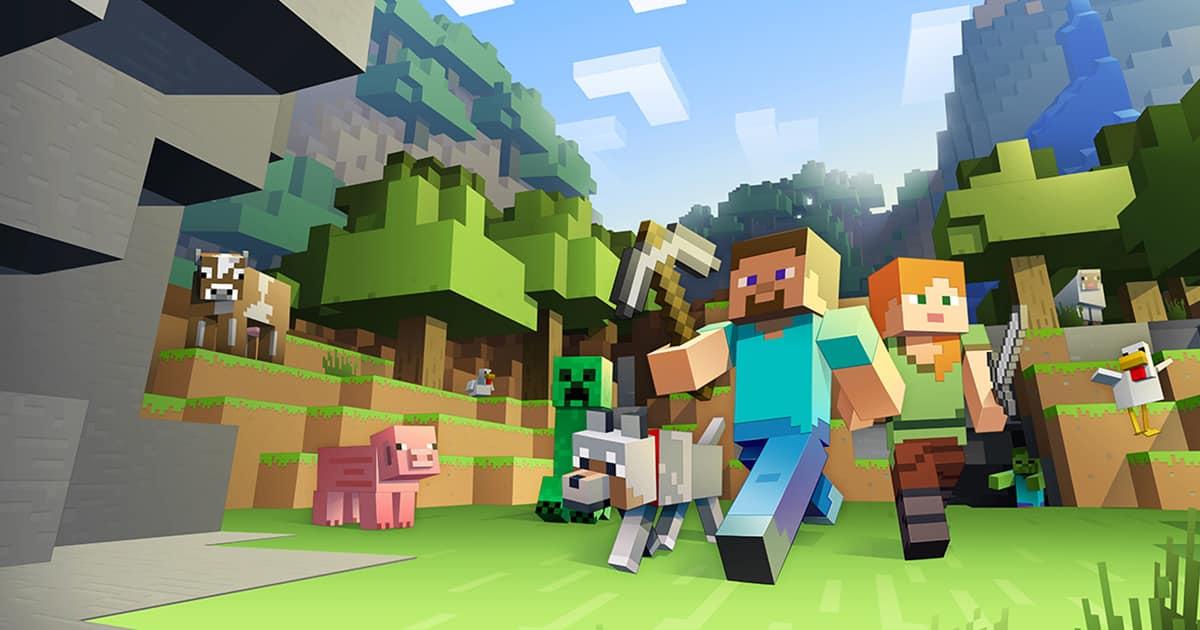 Minecraft je momentálne jedna z najúspešnejších a najhranejších hier na svete