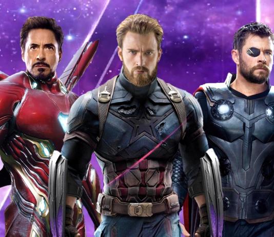 veci, ktoré sa udiali v Infinity War