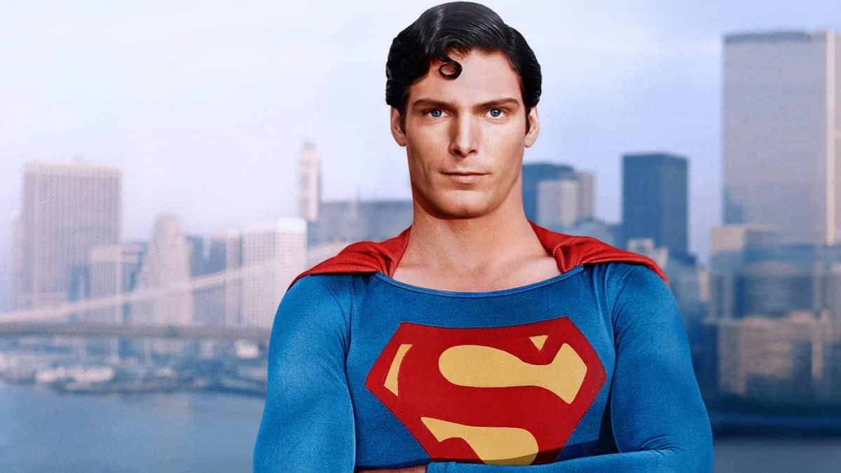 Christopher Reeves hral Supermana v prvých dvoch dieloch trilógie