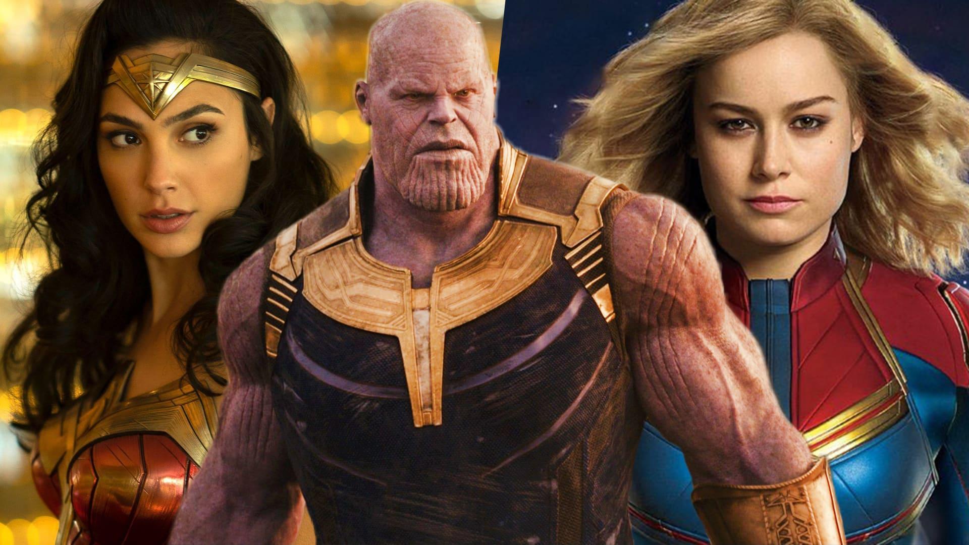 2019 bude rekordný rok superhrdinských filmov!
