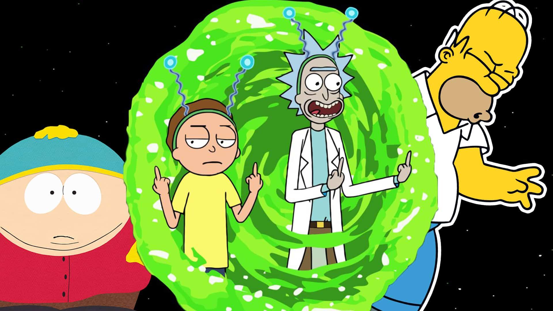 Rick & Morty majú Emmy