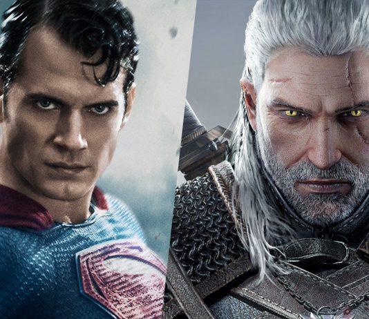 Henry Cavill sa stáva Geraltom v seriáli Witcher