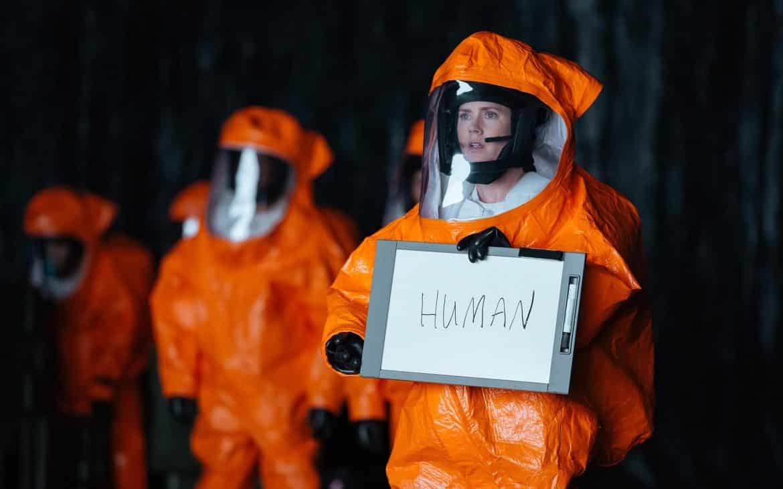Arrival - human
