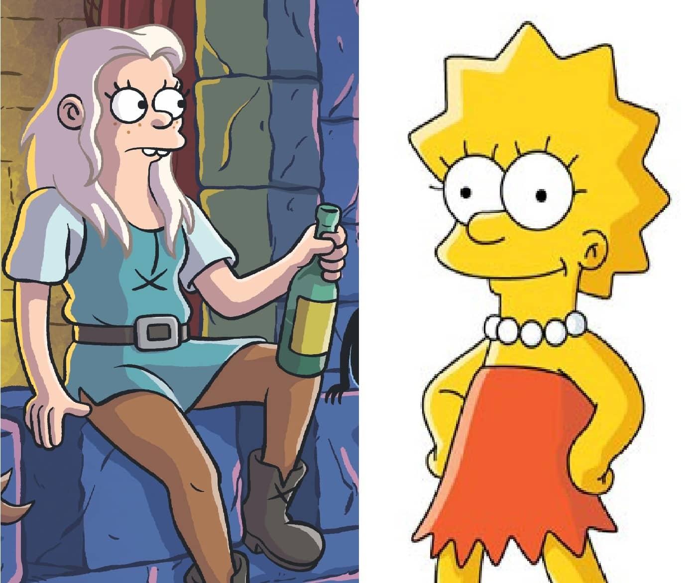 Bean and Lisa