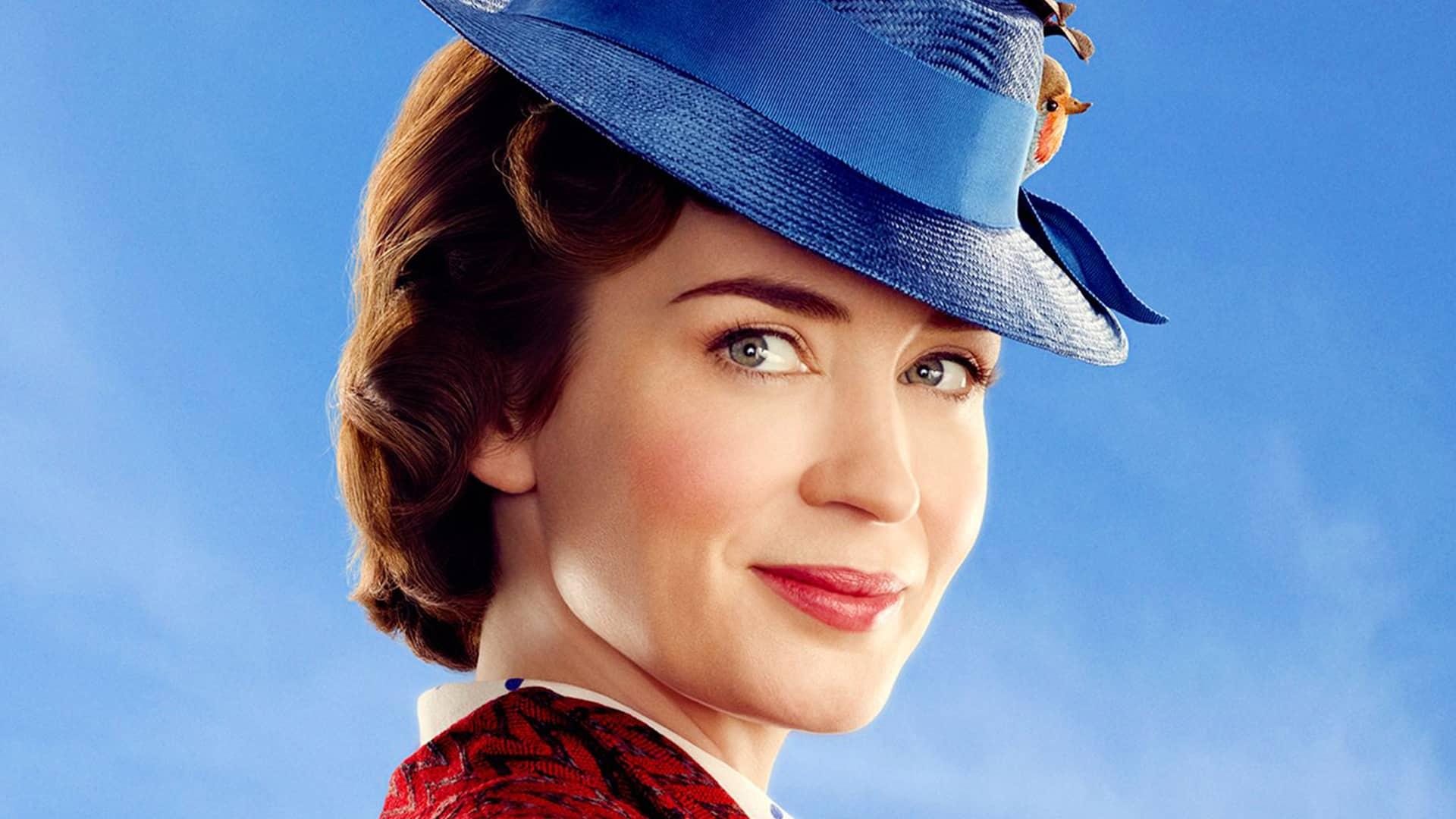Nový trailer na Návrat Mary Poppins!