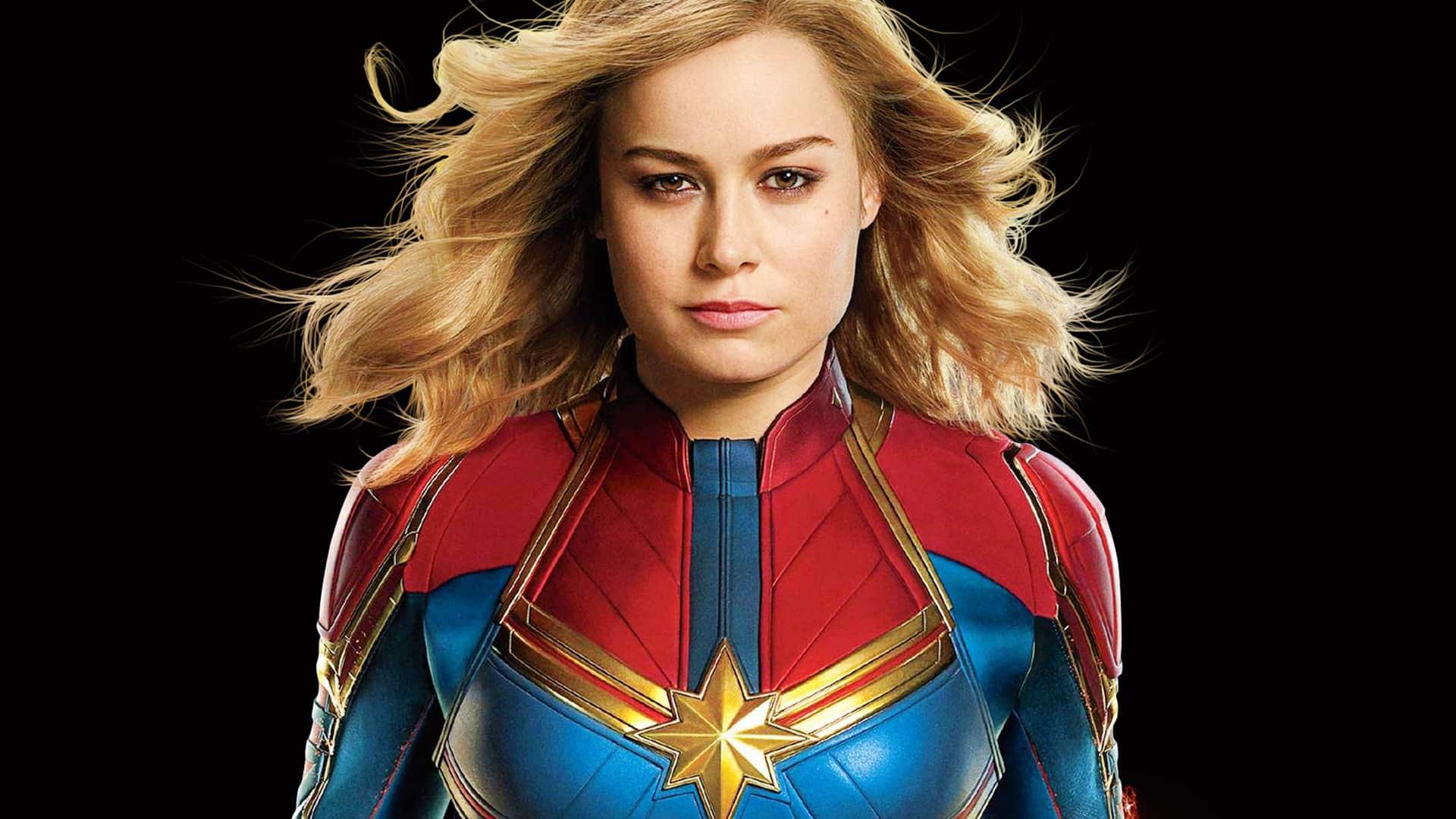 prvý captain marvel trailer