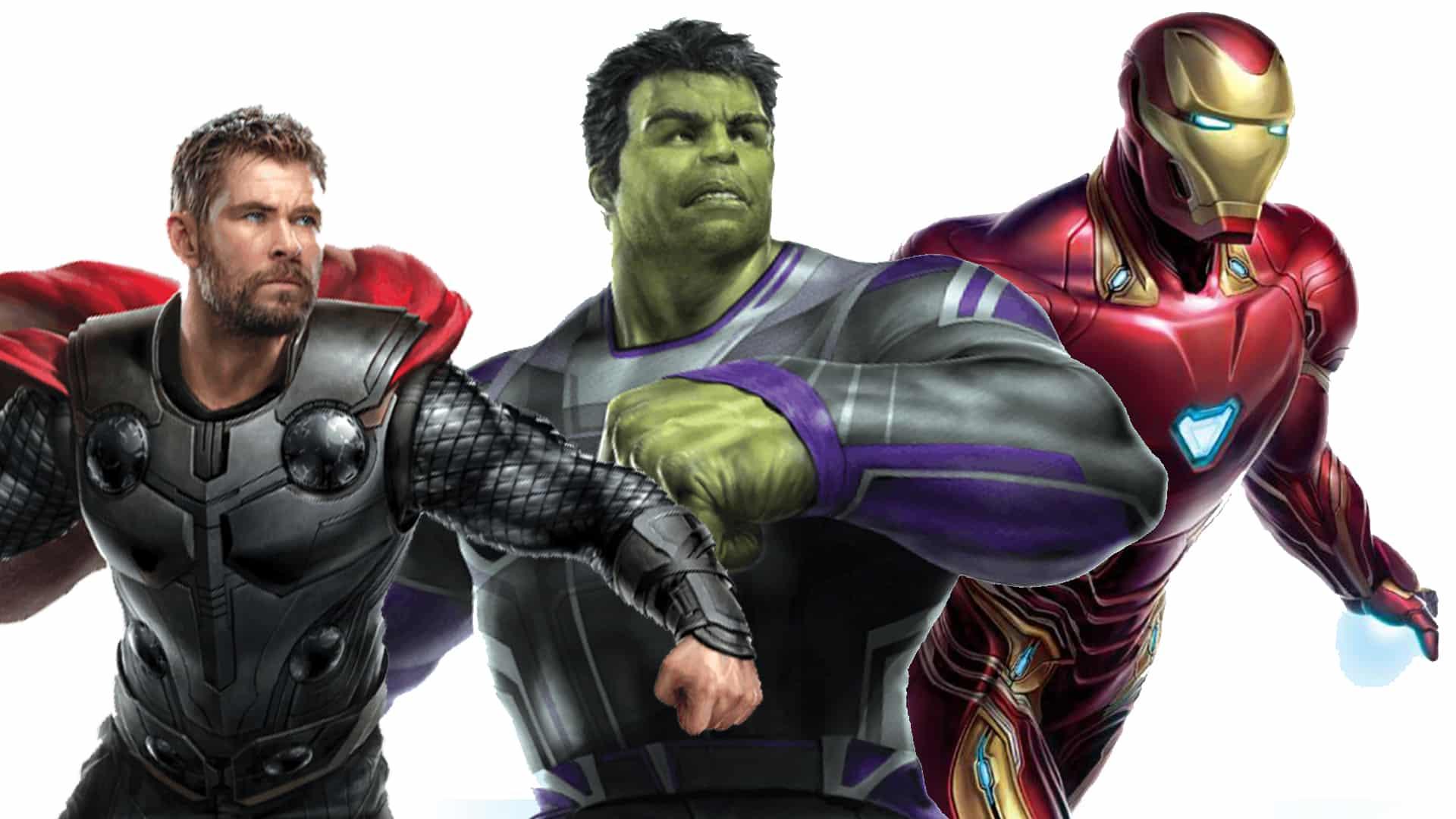 Takto budú vyzerať hrdinovia filmu Avengers 4