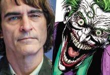 Joker na prvých fotkách