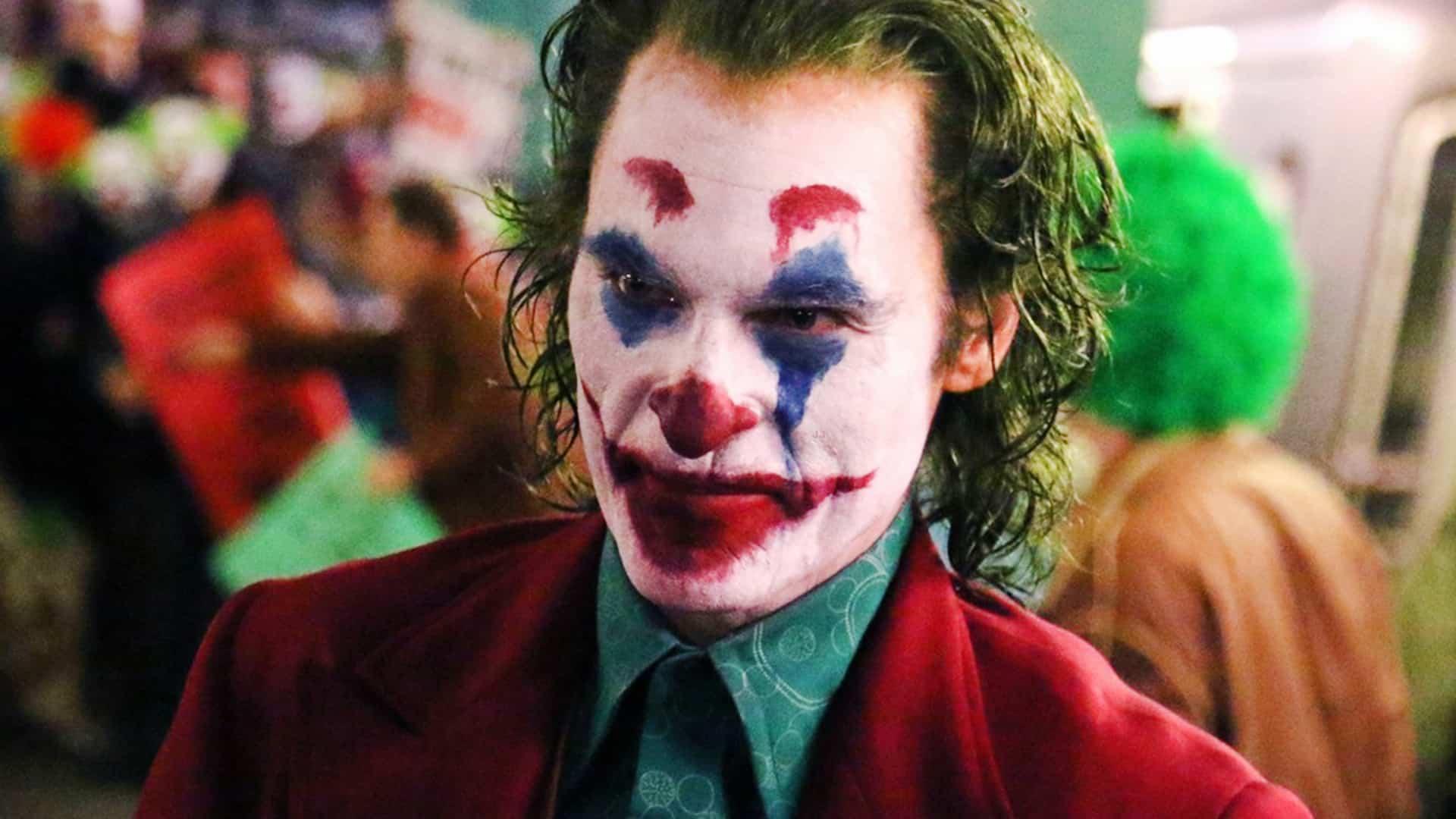 Joker na nových fotkách