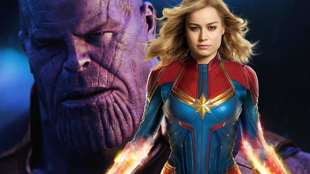 Čo ak by sa Captain Marvel ukázala už v Avengers: Infinity War?