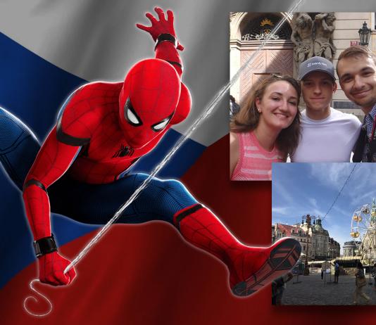 Spider-Man v česku