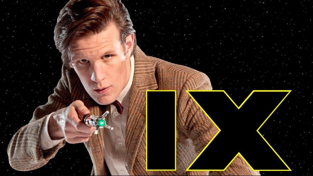 Doctor Who mieri do Star Wars epizódy IX!