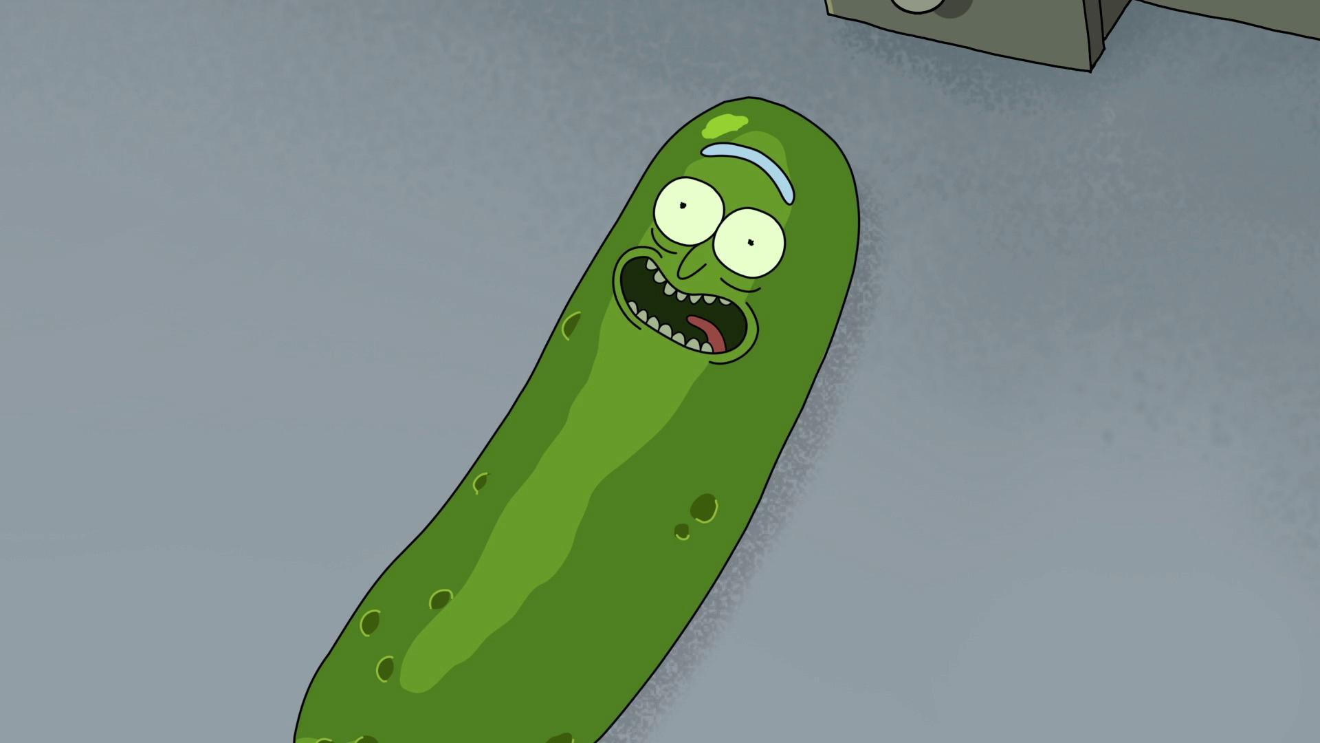 Najlepšou animovanou epizódou sa stala Pickle Rick