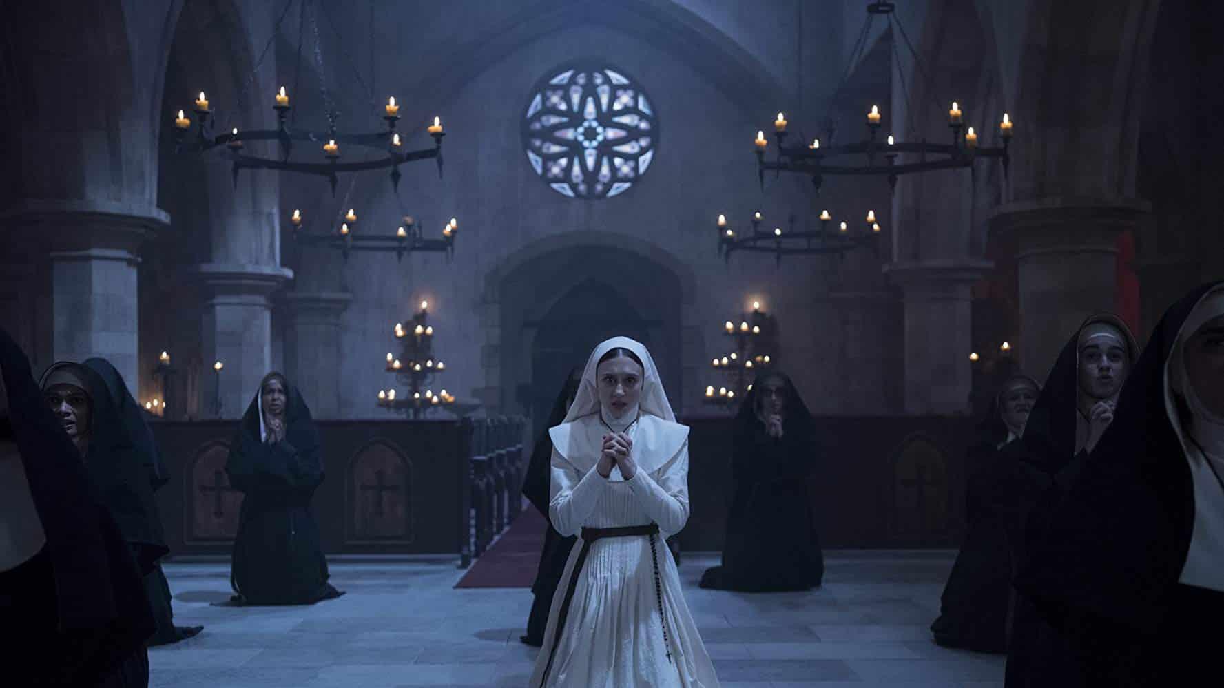 mníška recenzia