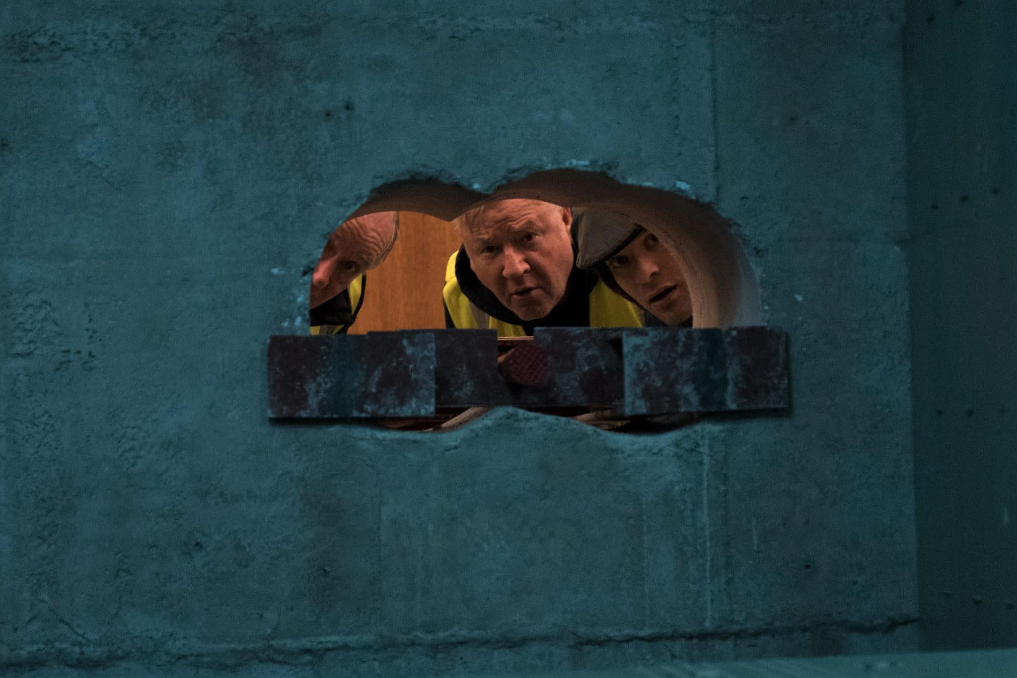 Trailer na film Králi zlodejov