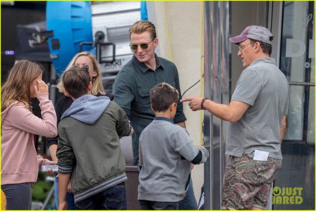 Pretáčky filmu Avengers 4