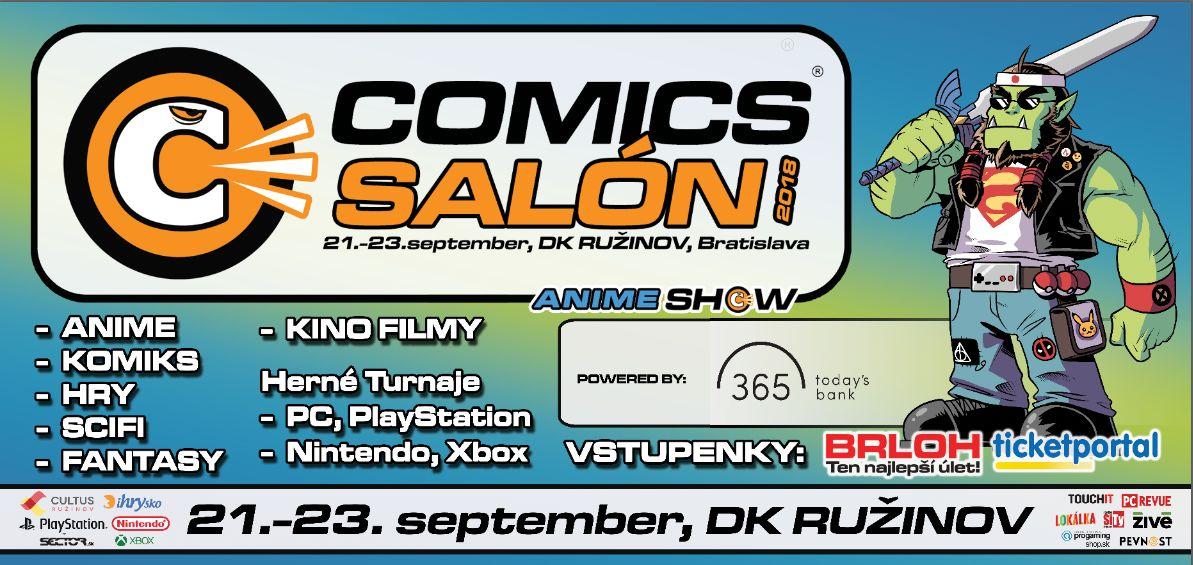 comics salon 2018