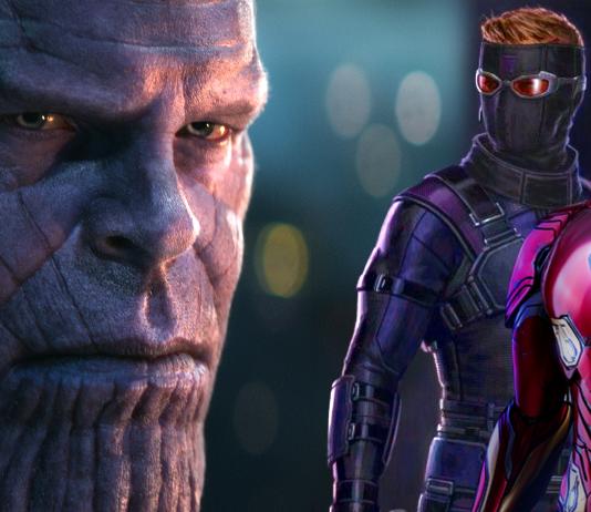 Obrázky z Avengers 4