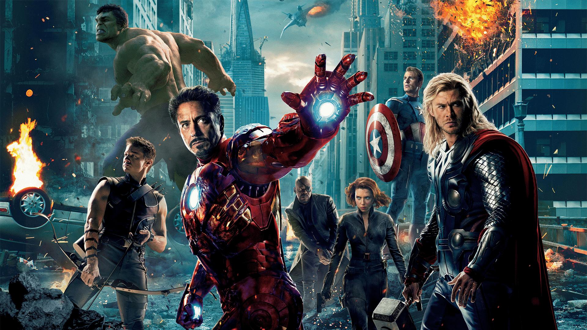 Vymazaná scéna z filmu The Avengers
