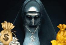 horor mníška tržby v kinách