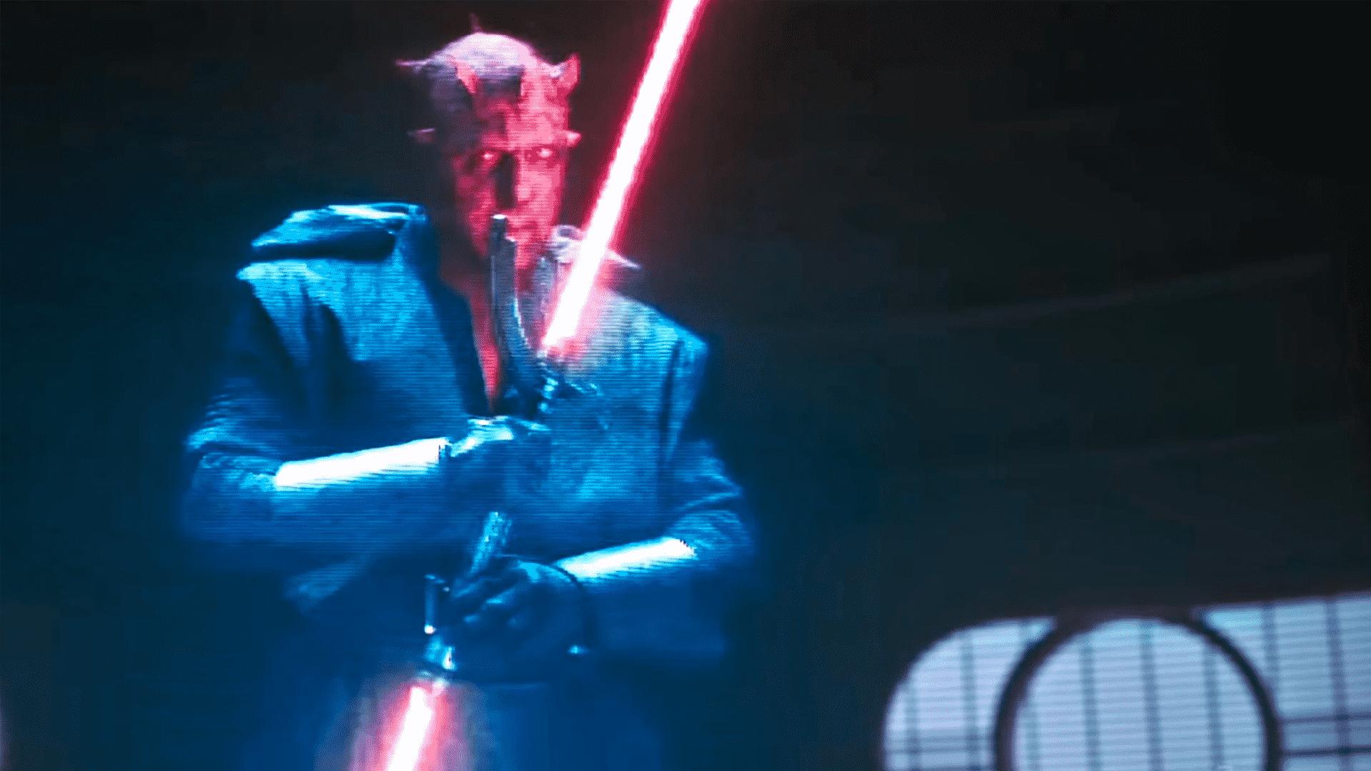 Darth Maul je späť – Pripomeňte si ho v klipe z filmu Solo  A Star Wars  Story! b59d429e52c