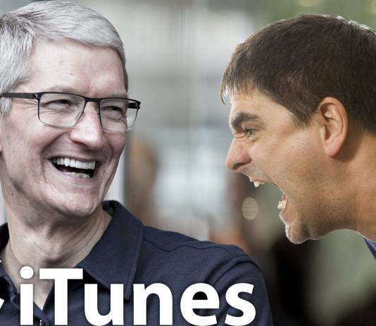 Apple vymazáva filmy z iTunes