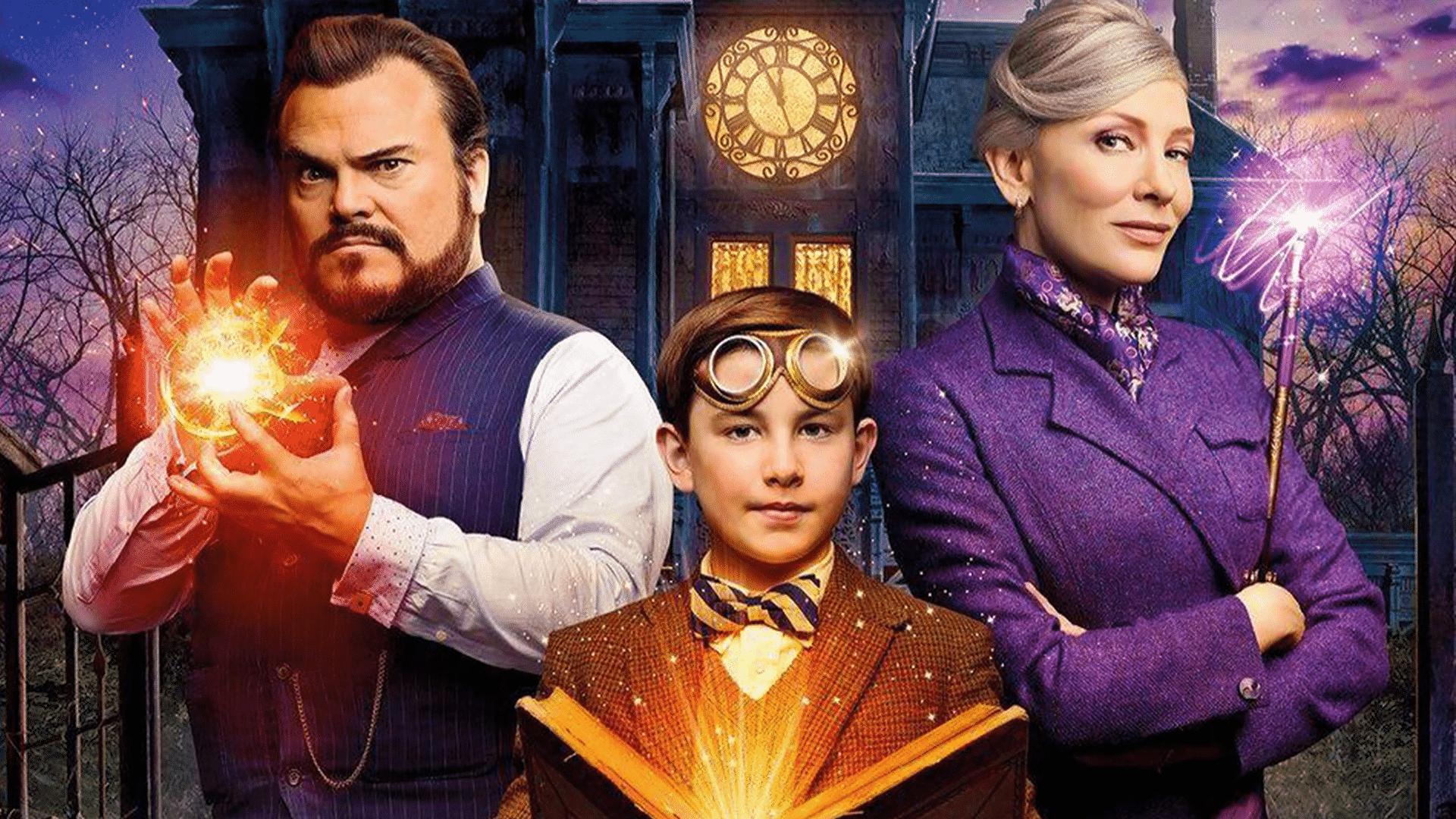 film Tajomstvo domu s hodinami