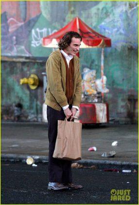 Joaquin Phoenix ako Joker