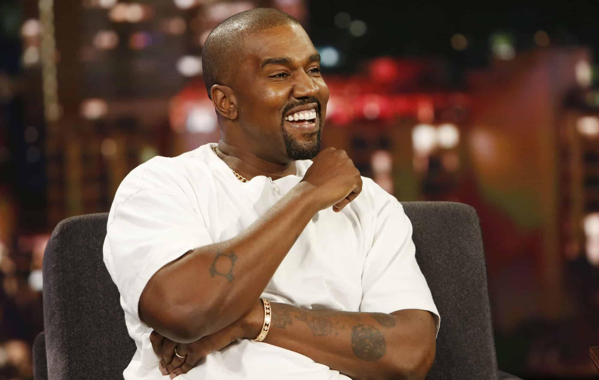 Kanye West a Lil Pump