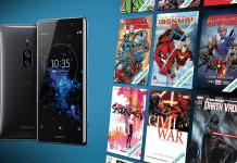 aplikácie na čítanie komiksov
