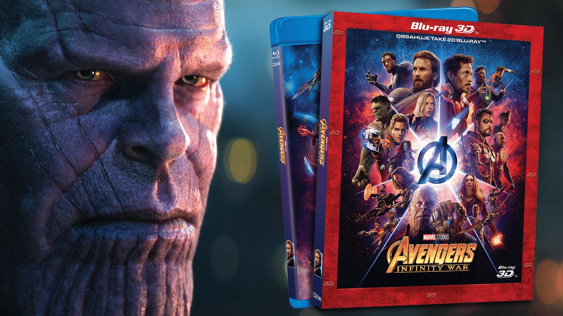 Nové vydania DVD a Blu-ray