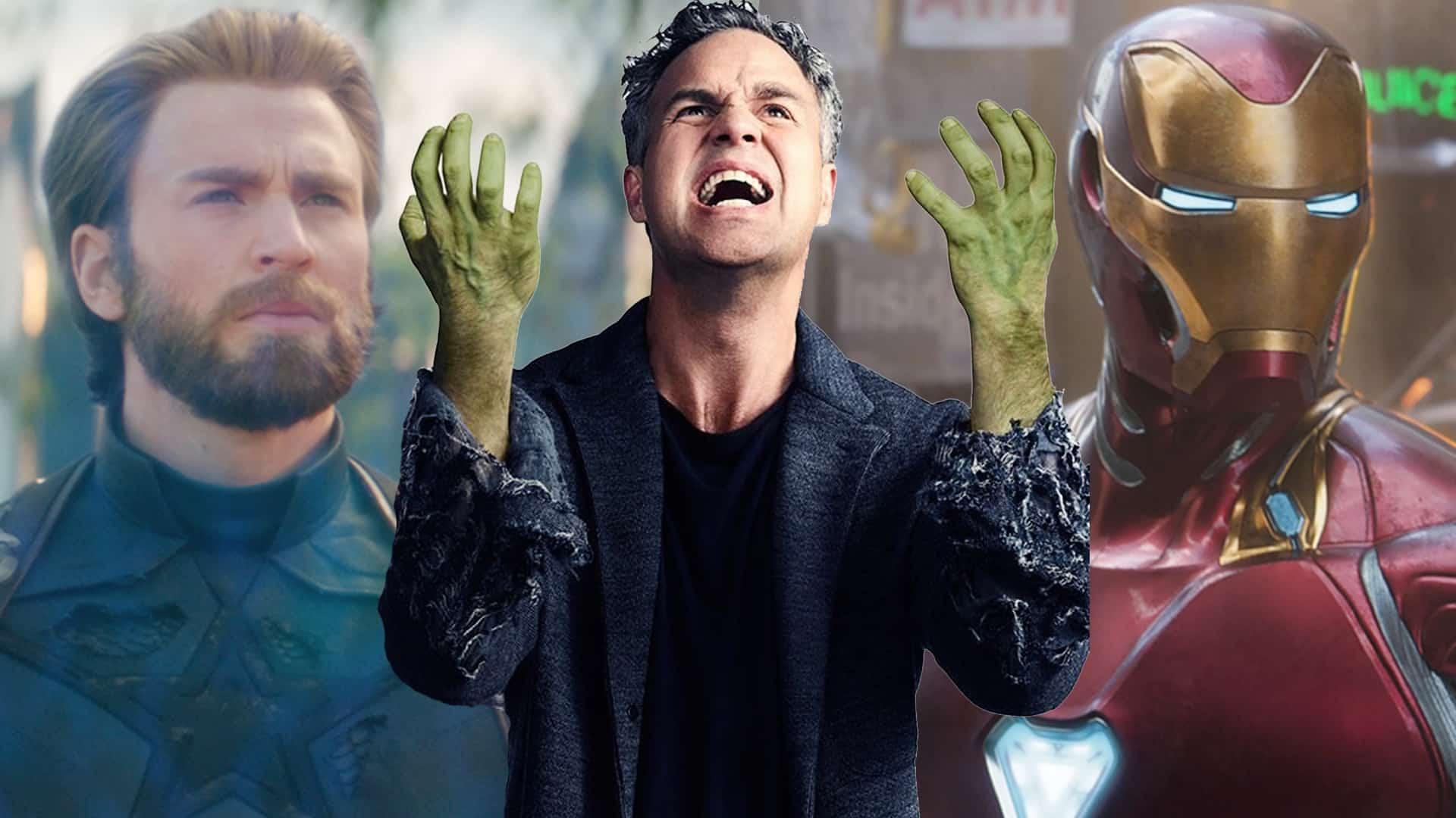názov Avengers 4