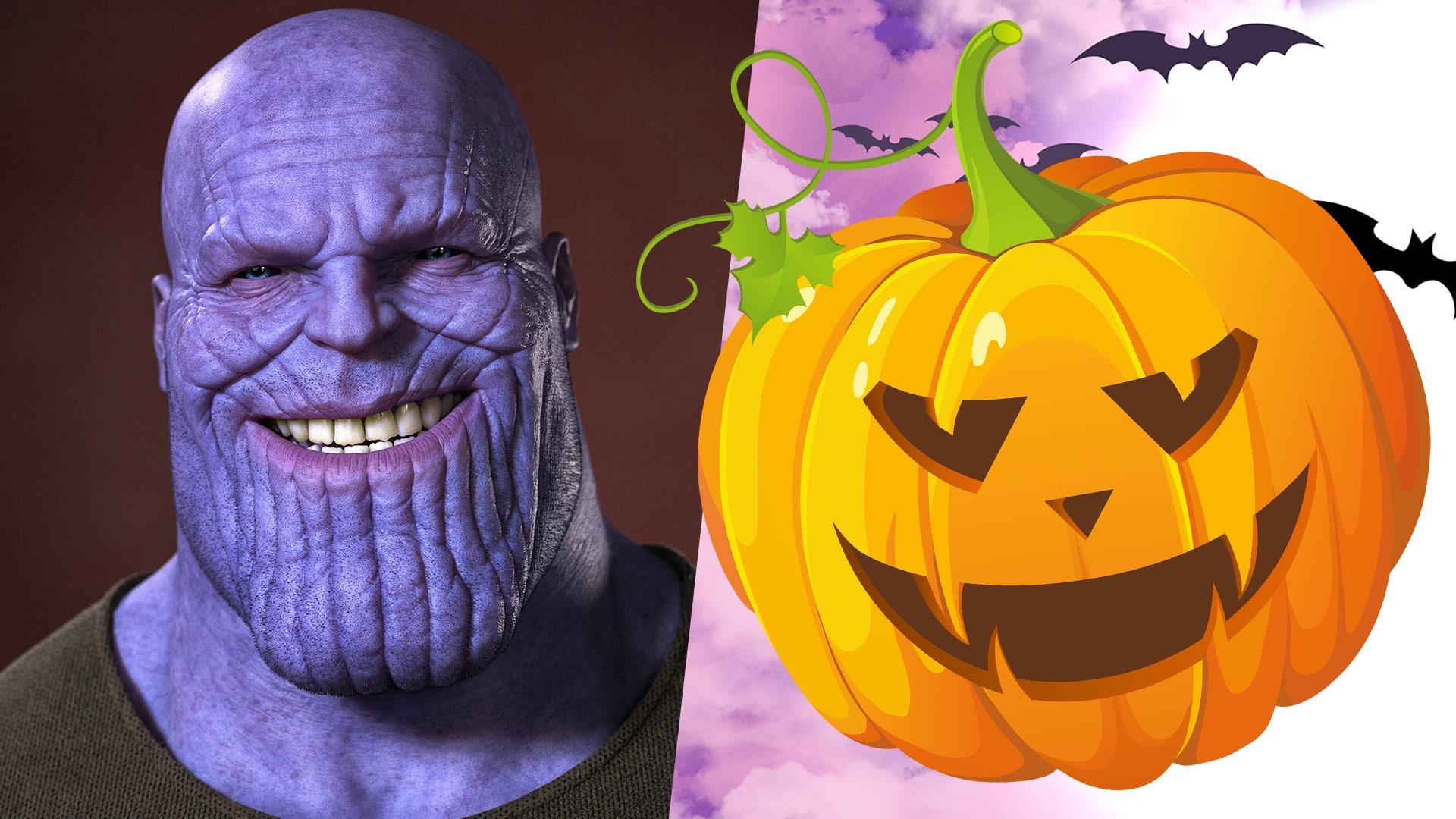 Halloween s Avengers