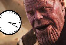 Časový odstup Avengers 4