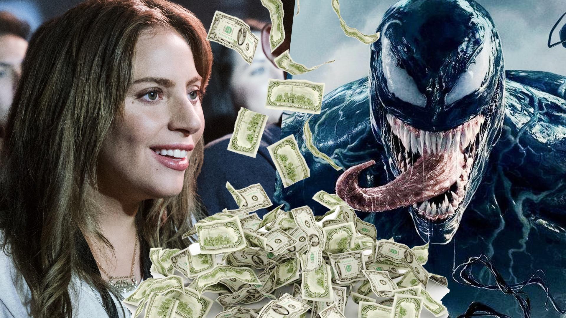 Venom a Zrodila sa hviezda
