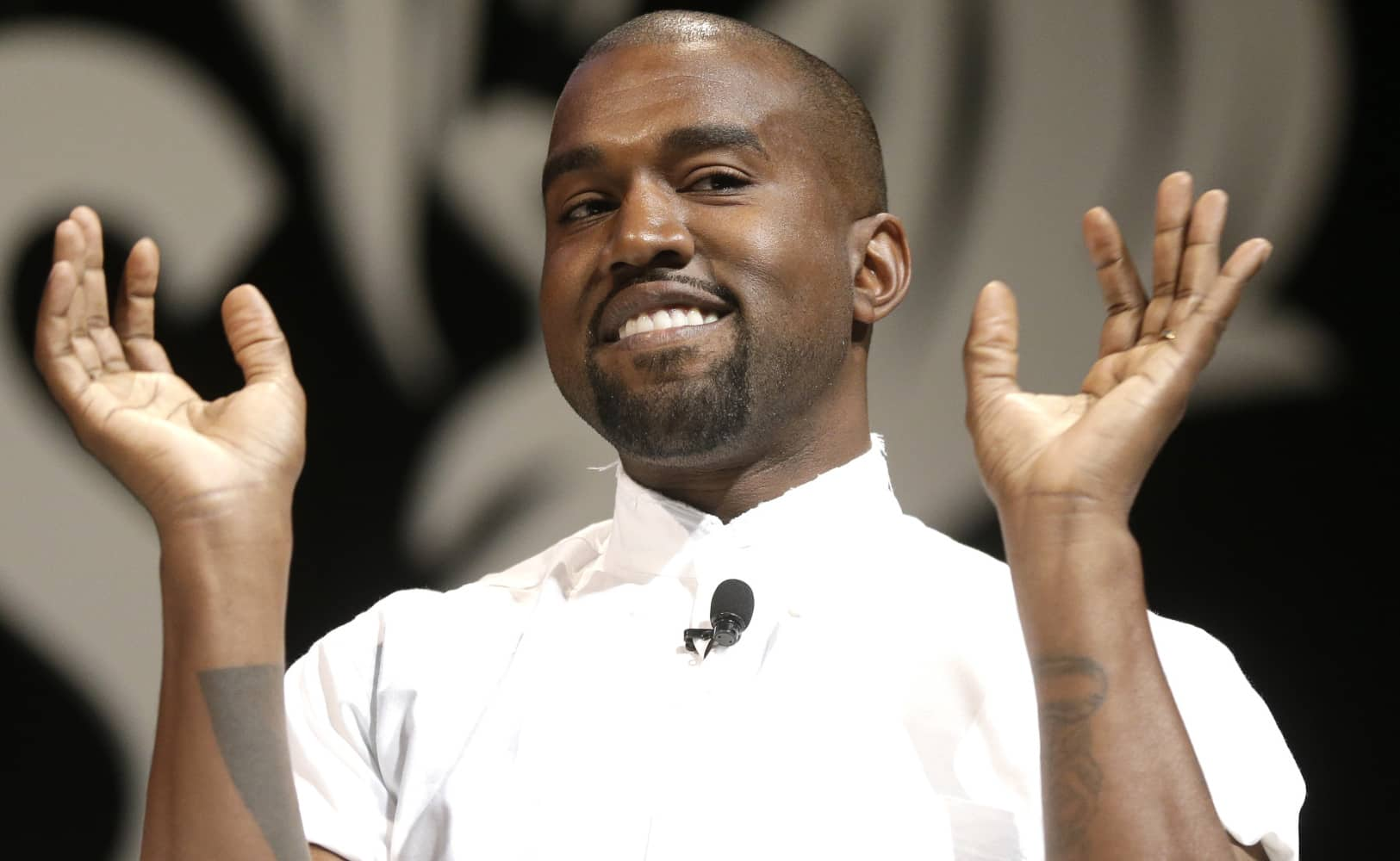Kanye West prezidentom USA